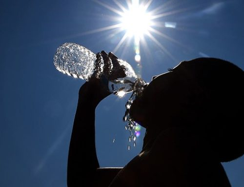 Beat the Heat This Summer – Know the Signs of Heatstroke