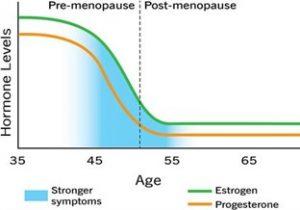 Pre-menopause vs Post-menopause